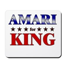 AMARI for king Mousepad