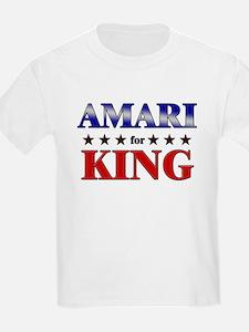 AMARI for king T-Shirt