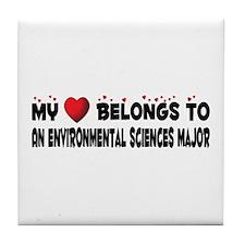 Belongs To An Environmental Sciences Major Tile Co