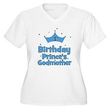 1st Birthday Prince's Godmoth T-Shirt