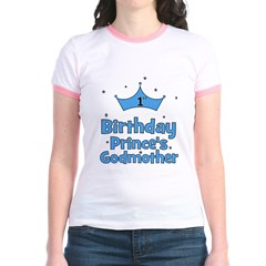 1st Birthday Prince's Godmoth T