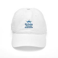 1st Birthday Prince's Godmoth Baseball Cap