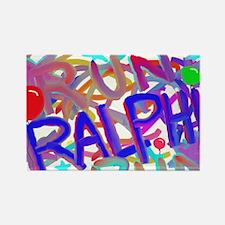Run Ralphie Run Rectangle Magnet