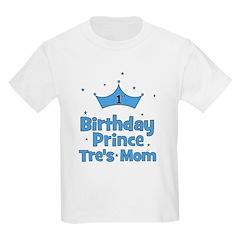 CUSTOM - 1st Birthday Prince T-Shirt