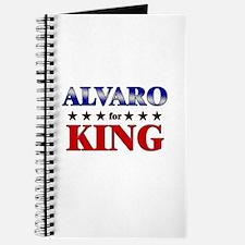 ALVARO for king Journal