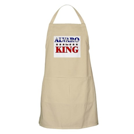 ALVARO for king BBQ Apron