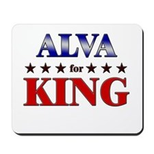 ALVA for king Mousepad