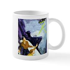 Green Flame Coffee Mug