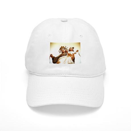 Ceramic Madonna Cap