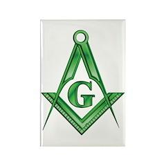 Irish S&C Rectangle Magnet (100 pack)