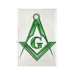 Irish S&C Rectangle Magnet (10 pack)