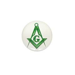 Irish S&C Mini Button (10 pack)