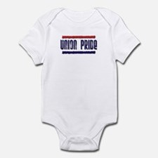 UNION PRIDE 2 Infant Bodysuit