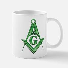 Masonic Shamrock Mug