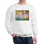 Garden / English Setter Sweatshirt