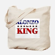ALONZO for king Tote Bag
