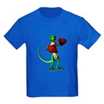 Gecko Boxer Kids Dark T-Shirt