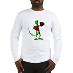 Gecko Boxer Long Sleeve T-Shirt