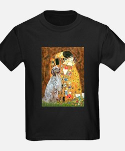 The Kiss / English Setter T