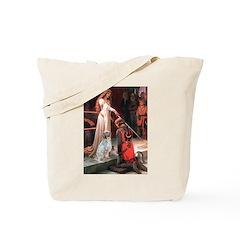 Accolade / English Setter Tote Bag