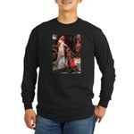 Accolade / English Setter Long Sleeve Dark T-Shirt