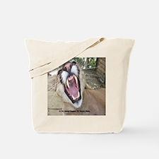 Funny Animal kingdom Tote Bag