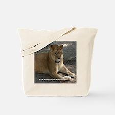 Cute Animal kingdom Tote Bag