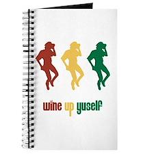 wine up yuself Journal