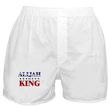 ALIJAH for king Boxer Shorts