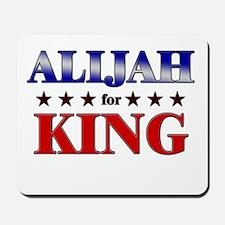ALIJAH for king Mousepad