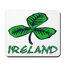 ...Ireland Shamrock... Mousepad
