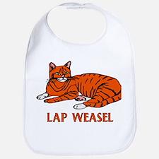 Lap Weasel Bib