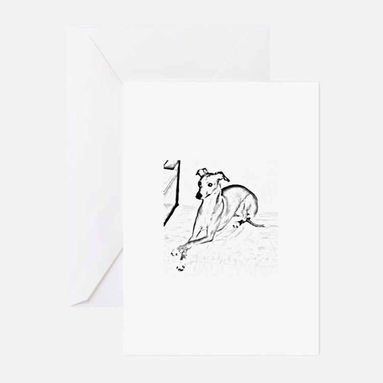 Doggy Greeting Cards (Pk of 10)