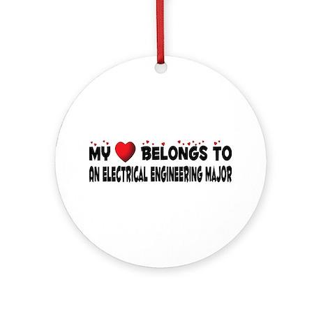 Belongs To An Electrical Engineering Major Ornamen