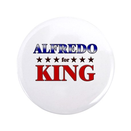 """ALFREDO for king 3.5"""" Button"""