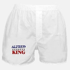 ALFRED for king Boxer Shorts