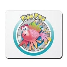 Fish Fry Mousepad