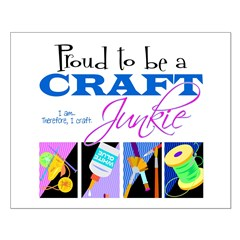 Craft Junkie Posters