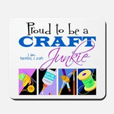 Craft Junkie Mousepad