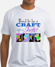 Craft Junkie Shirt