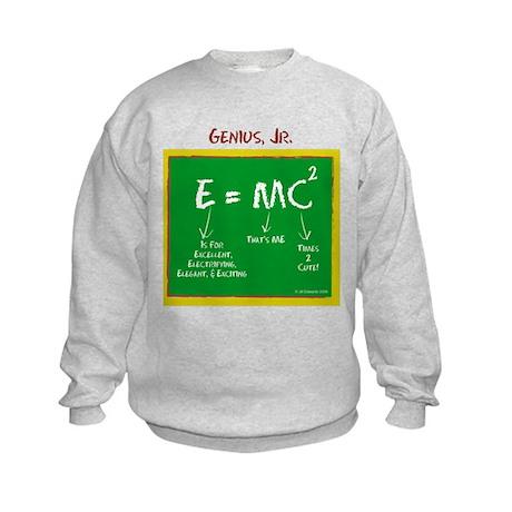 Genius, Jr Kids Sweatshirt