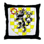 Queen of An Tir Throne Pillow