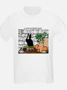 A Taste Of Jewish Spain T-Shirt
