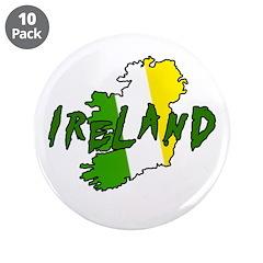 Irish Colors on Irish Map 3.5