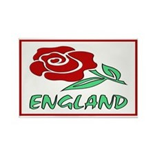 ...England Rose... Rectangle Magnet