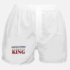 ALEXANDRO for king Boxer Shorts
