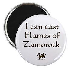 Flames of Zamorock Magnet