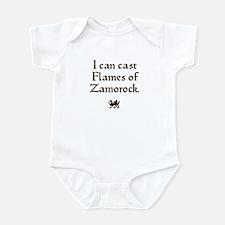 Flames of Zamorock Infant Bodysuit