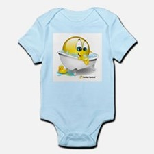Bath Tub Infant Creeper