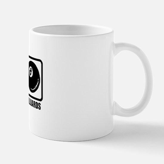 Eat, Sleep, Billiards Mug